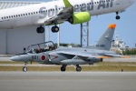 miho-6467さんが、那覇空港で撮影した航空自衛隊 T-4の航空フォト(写真)