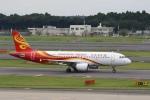 OS52さんが、成田国際空港で撮影した香港航空 A320-214の航空フォト(写真)