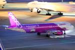 KoshiTomo✈さんが、羽田空港で撮影したピーチ A320-214の航空フォト(写真)
