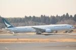 cassiopeiaさんが、成田国際空港で撮影したキャセイパシフィック航空 777-367の航空フォト(写真)