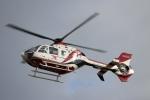 つっさんさんが、伊丹空港で撮影した読売新聞 EC135P2の航空フォト(写真)