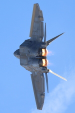 TAKA-Kさんが、ネリス空軍基地で撮影したアメリカ空軍 F-22A-10-LM Raptorの航空フォト(写真)