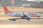 cassiopeiaさんが、成田国際空港で撮影したチェジュ航空 737-8ASの航空フォト(写真)