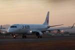 JA7NPさんが、伊丹空港で撮影したジェイ・エア ERJ-190-100(ERJ-190STD)の航空フォト(写真)