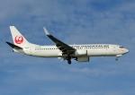 じーく。さんが、那覇空港で撮影した日本トランスオーシャン航空 737-8Q3の航空フォト(飛行機 写真・画像)