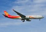 じーく。さんが、那覇空港で撮影した香港航空 A330-343Xの航空フォト(写真)