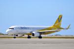 ひこ☆さんが、那覇空港で撮影したバニラエア A320-214の航空フォト(写真)