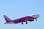 ひこ☆さんが、那覇空港で撮影したピーチ A320-214の航空フォト(写真)