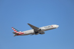 kikiさんが、成田国際空港で撮影したアメリカン航空 777-223/ERの航空フォト(写真)