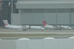 木人さんが、那覇空港で撮影した琉球エアーコミューター DHC-8-402Q Dash 8 Combiの航空フォト(写真)