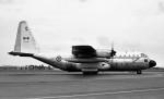 ハミングバードさんが、名古屋飛行場で撮影したカナダ軍 C-130E Herculesの航空フォト(写真)