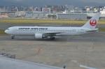 amagoさんが、福岡空港で撮影した日本航空 767-346/ERの航空フォト(写真)