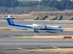 よんすけさんが、成田国際空港で撮影したANAウイングス DHC-8-402Q Dash 8の航空フォト(写真)
