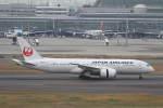 プルシアンブルーさんが、羽田空港で撮影した日本航空 787-8 Dreamlinerの航空フォト(写真)