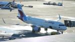 lufthansa9919さんが、シュトゥットガルト空港で撮影したユーロウイングス A320-214の航空フォト(写真)