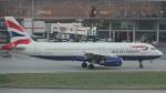 lufthansa9919さんが、ロンドン・ヒースロー空港で撮影したブリティッシュ・エアウェイズ A320-232の航空フォト(写真)