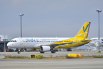 kix-boobyさんが、関西国際空港で撮影したバニラエア A320-214の航空フォト(写真)