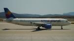 lufthansa9919さんが、エレフテリオス・ヴェニゼロス国際空港で撮影したスモール プラネット エアラインズ A320-214の航空フォト(写真)