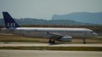 lufthansa9919さんが、エレフテリオス・ヴェニゼロス国際空港で撮影したスカンジナビア航空 A320-232の航空フォト(写真)