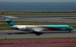 チャーリーマイクさんが、大分空港で撮影した日本エアシステム MD-90-30の航空フォト(写真)