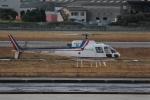 だいまる。さんが、松山空港で撮影した四国航空 AS350B Ecureuilの航空フォト(写真)