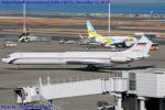 Chofu Spotter Ariaさんが、羽田空港で撮影したロシア空軍 Il-62Mの航空フォト(飛行機 写真・画像)