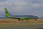 tsubameさんが、北九州空港で撮影したジンエアー 737-86Nの航空フォト(写真)
