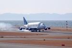 mahlさんが、中部国際空港で撮影したボーイング 747-409(LCF) Dreamlifterの航空フォト(写真)