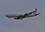 ルパン三世さんが、横田基地で撮影したアメリカ空軍 E-8C J-Stars (707-300C)の航空フォト(写真)