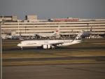 747大好きさんが、羽田空港で撮影したエアバス A350-941XWBの航空フォト(写真)