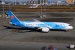 on-chanさんが、羽田空港で撮影した中国南方航空 787-8 Dreamlinerの航空フォト(写真)