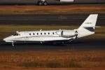 on-chanさんが、羽田空港で撮影したノエビア 680 Citation Sovereignの航空フォト(写真)