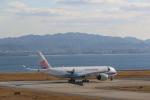 yuuki1214さんが、関西国際空港で撮影したチャイナエアライン A350-941XWBの航空フォト(写真)