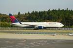てつさんが、成田国際空港で撮影したデルタ航空 767-3P6/ERの航空フォト(写真)