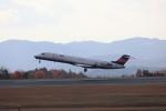 MRJさんが、広島空港で撮影したアイベックスエアラインズ CL-600-2C10 Regional Jet CRJ-702の航空フォト(写真)