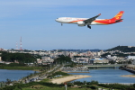 VEZEL 1500Xさんが、那覇空港で撮影した香港航空 A330-343Xの航空フォト(写真)