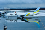 パンダさんが、新千歳空港で撮影したAIR DO 767-381の航空フォト(写真)