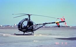 ハミングバードさんが、明野駐屯地で撮影した陸上自衛隊 TH-55J Osageの航空フォト(飛行機 写真・画像)