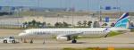 toyoquitoさんが、関西国際空港で撮影したエアプサン A321-231の航空フォト(写真)