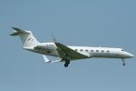 hachiさんが、新千歳空港で撮影した金鹿航空 G-V-SP Gulfstream G550の航空フォト(写真)