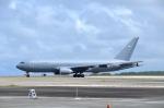 kohei787さんが、グアム国際空港で撮影したアメリカ空軍 KC-46A (767-2LK/ER)の航空フォト(写真)