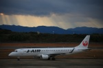 JA8565さんが、長崎空港で撮影したジェイ・エア ERJ-190-100(ERJ-190STD)の航空フォト(写真)