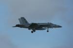 SuneKumaさんが、嘉手納飛行場で撮影したアメリカ海軍 F/A-18E Super Hornetの航空フォト(写真)