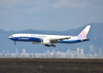 ぼーいんぐ747さんが、関西国際空港で撮影したチャイナエアライン 777-309/ERの航空フォト(写真)