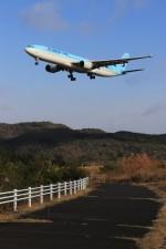 musashiさんが、岡山空港で撮影した大韓航空 A330-322の航空フォト(写真)