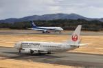 musashiさんが、岡山空港で撮影した日本航空 737-846の航空フォト(写真)