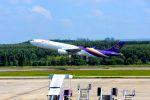 まいけるさんが、クラビー空港で撮影したタイ国際航空 A330-343Xの航空フォト(写真)