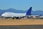 デルタおA330さんが、横田基地で撮影したウエスタン・グローバル・エアラインズ 747-446(BCF)の航空フォト(写真)