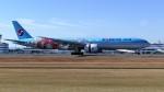 Koj-skadb2116さんが、鹿児島空港で撮影した大韓航空 777-3B5/ERの航空フォト(写真)