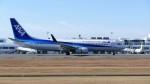 Koj-skadb2116さんが、鹿児島空港で撮影した全日空 737-881の航空フォト(写真)
